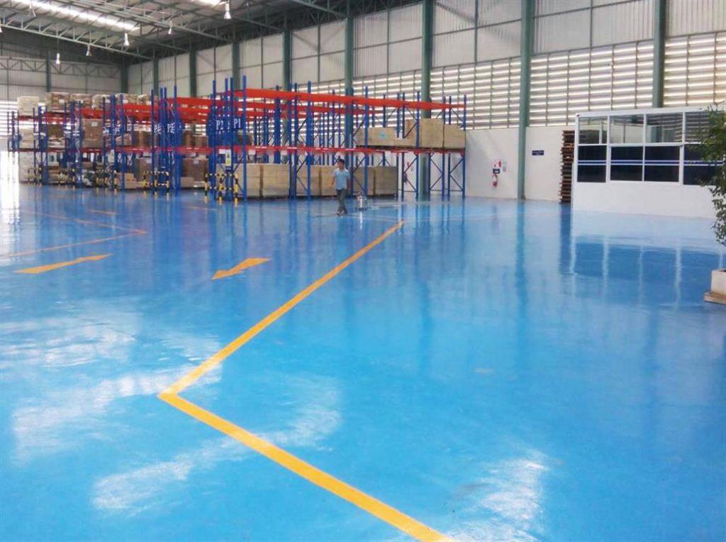Hardener Epoxy Floor : Epoxy coating flooring พื้นอีพ็อกซี่ พื้นพียู pu