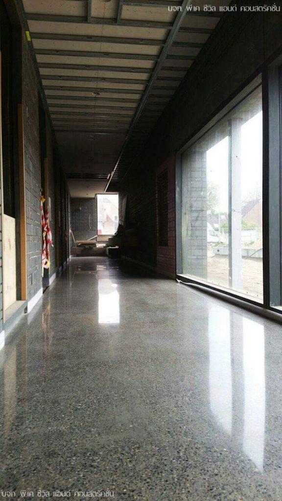 Polishing Concrete-1