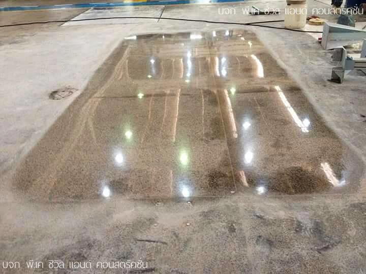 Polishing Concrete6