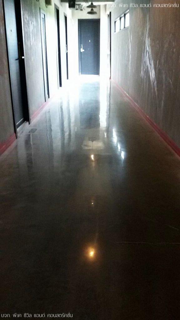 Polishing Concrete9